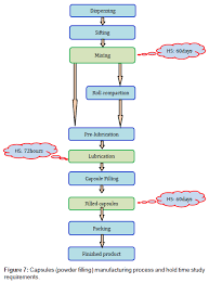13 Specific Liquid Manufacturing Process Flow Chart