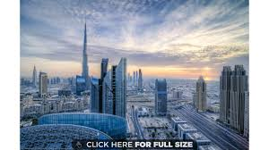united arab emirates dubai 4k