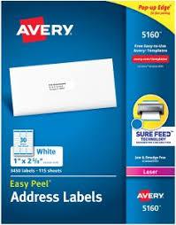 Buy Office Elite Laser Address Labels Dymo Avery Xel Lent Ksa Souq