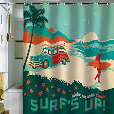 hooks surfboards beautiful design surfboard shower curtain astounding inspiration bathroom ocean decor crave