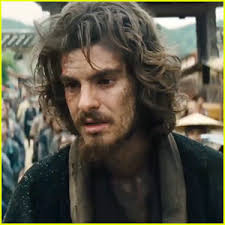 Image result for andrew garfield silence