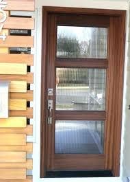 modern glass exterior doors modern glass front door beautiful modern front doors with modern big front