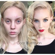 13 best transformations images on eye make up make up and full makeup