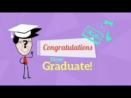 congratulations to graduate graduation day powtoon congratulate your graduate youtube