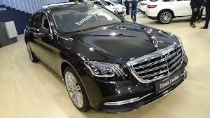 2018 mercedes benz s560. Fine 2018 2018 MercedesBenz SClasse Sedan  Exterior And Interior Auto Salon  Bratislava 2017 And Mercedes Benz S560