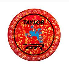 Taylor Ace Lawn Bowls Bias Chart Taylor Gtr Red Orange Yellow Lawn Bowls New Bowlers