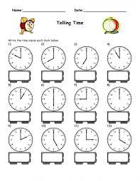 Kids. children worksheet: Time Worksheets For Kids Library And ...