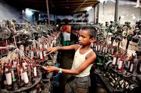 child labour in the fashion supply chain 6 million children are in forced labour