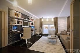 Office home design Living Room Interior Design Fo Modern Home Office White Brown Ideas Freshomecom Interior Design Fo Modern Home Office White Brown Ideas