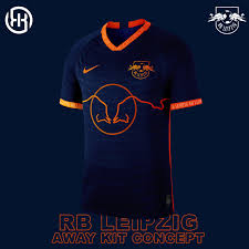 The rb leipzig home kit 21/22 by nike. Rb Leipzig Away Kit Concept