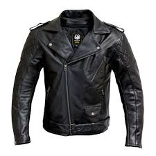 merlin motorcycle jacket pilsbury black