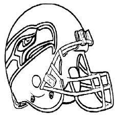 Nfl Helmet Coloring Pages Football Helmet Coloring Pages Helmet