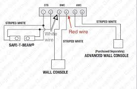 genie garage door opener wiring wall mount wiring diagram third level genie garage door opener models