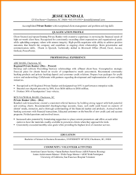 Personal Banker Resume Templates 100 personal banker resume examples address example 66