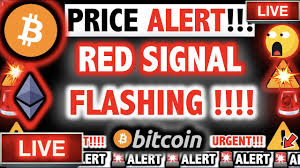 Well, trading forex is more complicated with the trader needing to. This Red Signal Is Flashing On Bitcoin Ethereum Crypto Today Btc Cryptocurrency Price News Now Youtube