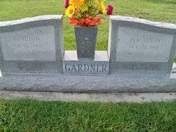 Iva Dixon Gardner (1906-1981) - Find A Grave Memorial