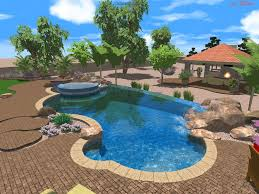 3d swimming pool design software. Awesome 3d Pool Design Gallery Interior Ideas 3D Swimming Phoenix 24 Software