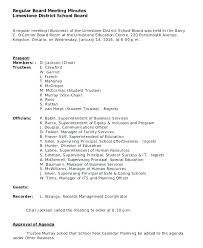 Meeting Minutes Format Sample Writing Minutes Of Meeting Template Allthingsproperty Info