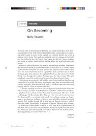 on becoming pdf available