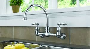 best wall mounted kitchen faucet