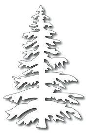 Christmas Tree Stencil Printable Christmas Tree Drawing Template At Paintingvalley Com