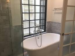 Freestanding Tub Master Bathroom Pacific Palisades - Eden Builders