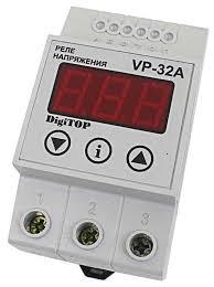 Реле контроля напряжения Digitop Vp-<b>32A</b> купить по цене 1429 с ...