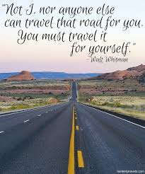 Road Trip Quotes Magnificent 48 LesserKnown Travel Quotes To Fuel Your Wanderlust A World