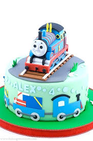The Tank Engine Cake Baking Obsession Cake Thomas The Tank Engine
