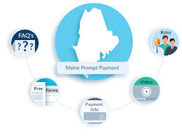 Maine Payroll Calculator Maine Prompt Payment In Construction Faqs Guide Forms