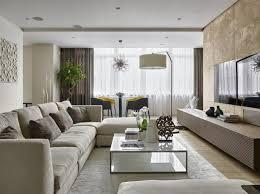 living room ideas brown sofa apartment. Apartment In Dominanta By Alexandra Fedorova 01 · Interior DesignModern DecorApartment LivingHome Living Room Ideas Brown Sofa