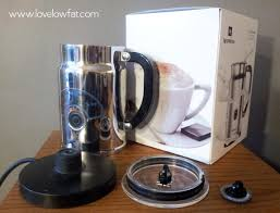 Nespresso Frother Nespresso Milk Frother Review Love Low Fatlove Low Fat