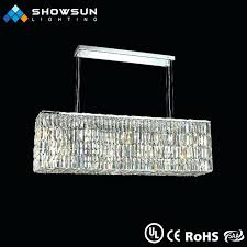 rectangular glass chandelier modern rectangle glass chandelier crystal chandelier for hotel 40 inch rectangular glass drop rectangular glass chandelier