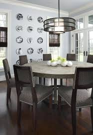 what size round table seats 8 person tables with within dining ideas 6