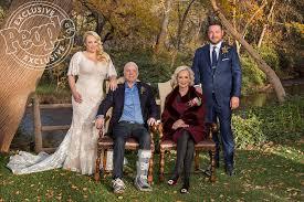 Meghan Mccain S Dad John Mccain Cried At Her Wedding People Com Wedding Planner Stream German