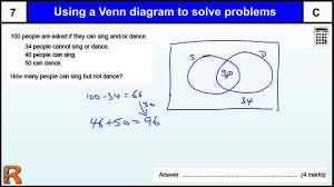 Venn Diagram Sets Worksheet Set Theory Word Problem With 3 Sets Venn Diagram Youtube Maxresde