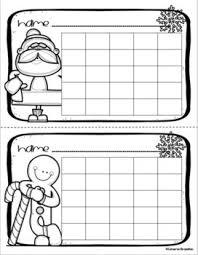 Winter Incentive Charts Positive Behavior Sticker Chart Reward Incentives Christmas Holiday Winter Theme