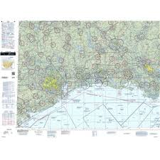 Sectional Chart Faa Chart Vfr Sectional Houston