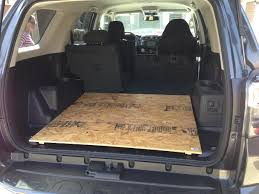 Has anybody ADDED a rear sliding cargo tray? - Toyota 4Runner ...