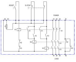 safety self checking circuit electrical engineering stack exchange Estop Wiring Diagram Trip enter image description here Start Stop Station Wiring Diagram