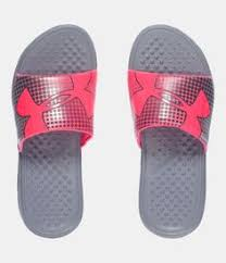 under armour sandals for girls. girls\u0027 ua strike ombre slides under armour sandals for girls t