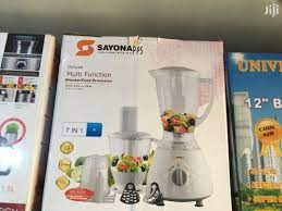 Sayona 7 in 1 Blender in Kampala - Kitchen Appliances, Nick Deals