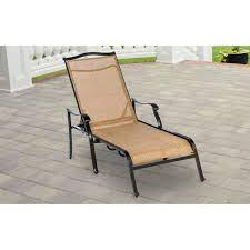 hanover monaco patio chaise lounge