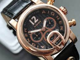 newest fashion wrist watch for men watches products khusomat bari rose gold black leather wrist watches