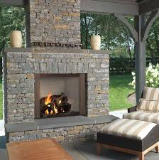 outdoor wood fireplace kits designs with regard to burning plan 14