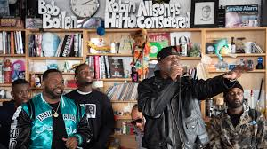 <b>Wu</b>-<b>Tang Clan</b>: Tiny Desk Concert : NPR