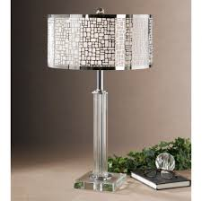 ... Crystal Table Lamps Crystal Table Lamps For Bedroom Extraordinary  Decoration With Waterford Crystal Table ...