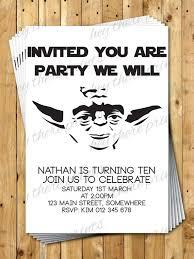 star wars birthday invite template star wars birthday invitations lijicinu d81ee0f9eba6