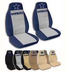 fits chevy cruze 2 front dallas cowboys velvet seat covers 10 color options