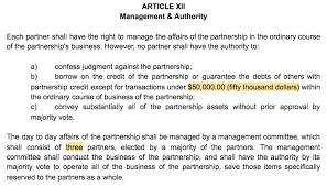 How To Create A Business Partnership Agreement [+ Free Template]